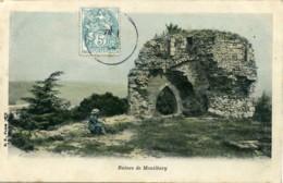 Ruines De Monthéry. (91 Essonne). - Montlhery