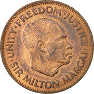 Monnaie, Sierra Leone, Cent, 1964, British Royal Mint, TTB, Bronze, KM:17 - Sierra Leona