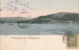 TREBIZONDE - PANORAMA DE TREBIZONDE - Turquie