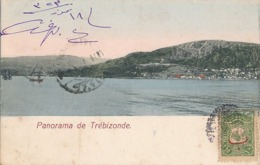 TREBIZONDE - PANORAMA DE TREBIZONDE - Türkei