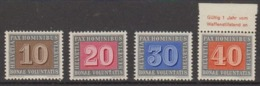 Switzerland 1945 Pax 4v ** Mnh (44884) - Switzerland