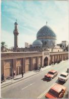Iraq Used Postcard - Al-Hayderkhanan Mosque Baghdad - Churches & Cathedrals