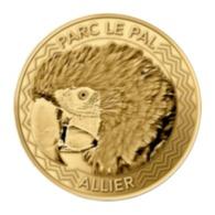 Monnaie De Paris , 2019 , Dompierre-sur-Besbre , Parc Le Pal , Le Perroquet - Monnaie De Paris