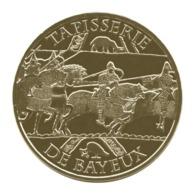 Monnaie De Paris , 2019 , Bayeux , Tapisserie De Bayeux , Les Chevaux - Monnaie De Paris