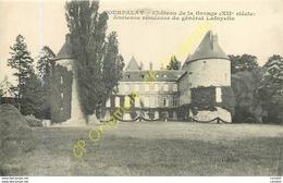 77.  COURPALAY .  Château De La Grange . - Francia