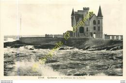 56. QUIBERON . Le Château De La Pointe . - Quiberon