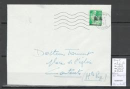 Algerie -EA - Devant De Lettre : Cachet ADRAR - 09/62 - Algeria (1924-1962)