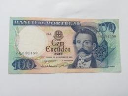 PORTOGALLO 100 ESCUDOS ORO 1965 - Portogallo