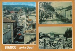Reggio Calabria - Bianco - Ieri E Oggi - Fg Vg - Reggio Calabria