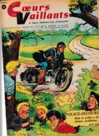 Coeurs Vaillant N°14 Du 5 Avri 1959 :page 7: Griffon Avion, P9 Pont Tancarville, P14 Tournoi 5 Nations P18 Le Bearn - Journaux - Quotidiens