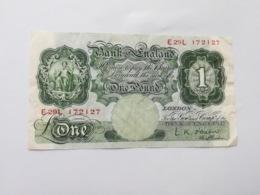 REGNO UNITO 1 POUND - 1952-… : Elizabeth II