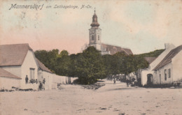 Mannersdorf Am Leithagebirge - Bruck An Der Leitha