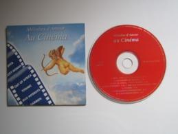 CD - MÉLODIES D'AMOUR AU CINÉMA - 10 Titres - Filmmusik