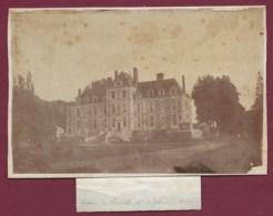 031019B - PHOTO - 78 CRESPIERES Château De Wideville Comte De Galard - Frankrijk