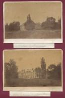 031019B - 2 PHOTOS - 78 BILLION Château De Ronqueux Chateauform - Mme D'Hendecourt - Vues Extérieures - Andere Gemeenten