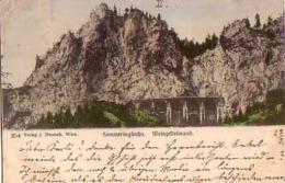 NÖ - Semmeringbahn - Semmering