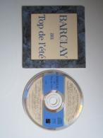 CD BARCLAY AU TOP DE L'ÉTÉ 1993 - Compilations