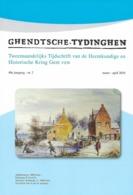 GHENDTSCHE TYDINGHEN - 48e Jaargang - N° 2 - Maart-april 2019 - Tijdschriften