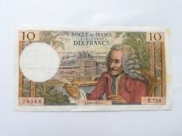 FRANCIA 10 FRANCS 1971 - 1962-1997 ''Francs''