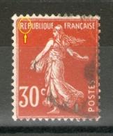 "Rare_N°360 IIA°_""E"" = ""C"" Sans Barre Médiane - 1906-38 Sower - Cameo"