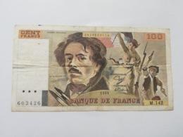 FRANCIA 100 FRANCS 1989 - 1962-1997 ''Francs''