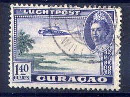 CURACAO - A36° - REINE WILHELMINE / AVION - Curazao, Antillas Holandesas, Aruba