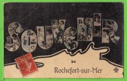 ROCHEFORT SUR MER / SOUVENIR.....Carte écrite En 1907 - Rochefort