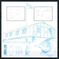 TAAF 2016  N°F792 ** ( 792/793 ) Neuf MNH Superbe Fillod Construction Métallique Oiseaux Manchots Bateau Architecte - Terres Australes Et Antarctiques Françaises (TAAF)