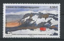 TAAF 2016  N° 794 ** Neuf MNH Superbe Cirque Du Château îles Kerguelen Paysage Landscape - Terres Australes Et Antarctiques Françaises (TAAF)