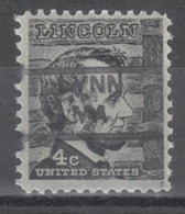 USA Precancel Vorausentwertung Preo, Locals Massachusetts, Lynn 852 - United States