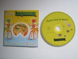 CD PROMO PUBLICITAIRE LEERDAMMER ENTREZ DANS LA DANSE ! 12 Titres - Hit-Compilations