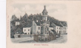 2850224Monument Valkenburg Reliëfkaart (achterkant Laat Los) - Valkenburg