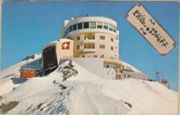 Davos - Cpsm / Berghotel Jakobshorn. - GR Grisons