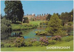 SANDRINGHAM HOUSE, NORFOLK #1 UNPOSTED - Angleterre