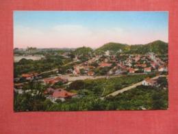 Pie De La Popa  Suburb Of Cartagena Colombia   Ref   3655 - Colombia