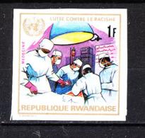 Rwanda  -  1972. Medici Chirurghi. Medical Surgeons. Imperf. MNH - Medicina
