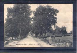 39. Cousance. Avenue De La Gare - Other Municipalities