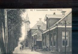 Nieuwe Pekela - Gemeentehuis - 1911 - Pays-Bas