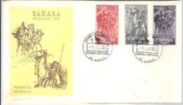 FDC 1963 - Spaanse Sahara