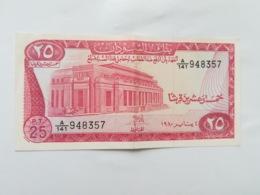 SUDAN 25 PIASTRES 1978 - Soudan