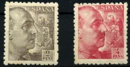 España Nº 932, 933. Año 1940/45 - 1931-Today: 2nd Rep - ... Juan Carlos I