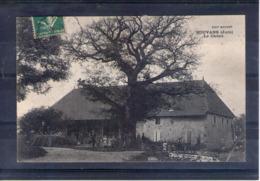 39. Souvans. Le Chêne. Coin Bas Droit Abimé - Other Municipalities