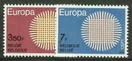 BELGIUM 1970 EUROPA CEPT  MNH - Europa-CEPT