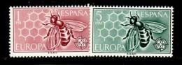 SPAIN 1962 EUROPA CEPT    MNH - 1962