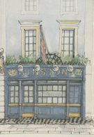 Winstons Restaurant And Winebar Is Situated In The Heart Of Bloomsbury, A Tribute To Churchill - Otros