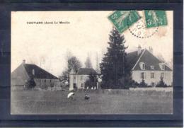 39. Souvans. Le Moulin - Frankrijk