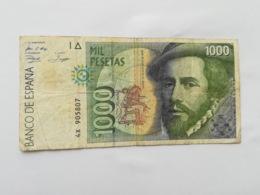 SPAGNA 1000 PESETAS 1992 - [ 4] 1975-… : Juan Carlos I