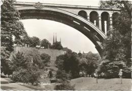 W4984 Luxembourg - Vallée De La Petrusse / Viaggiata 1962 - Lussemburgo - Città