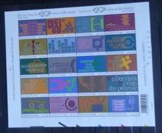 BELGIE  2002    Blok  99      Postfris **   CW 22,00 - Blocs 1962-....