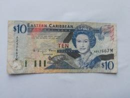 CARAIBI ORIENTALE 10 DOLLARS - Oostelijke Caraïben